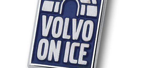 gepersonaliseerde pins Volvo