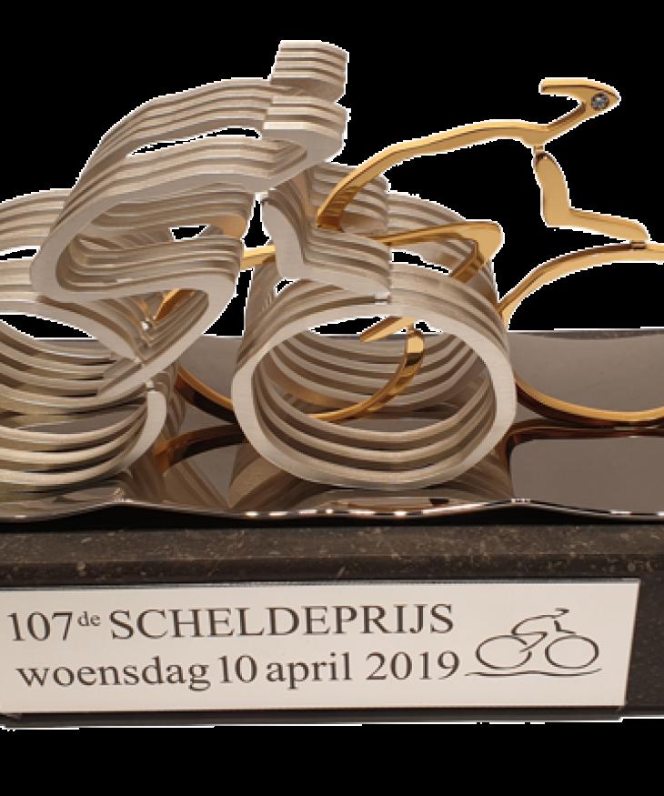 award Scheldeprijs trofee