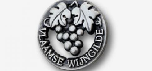 gegraveerde pin vlaamse wijngilde