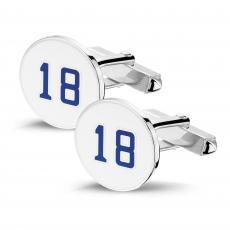 manchetknopen laten maken met logo