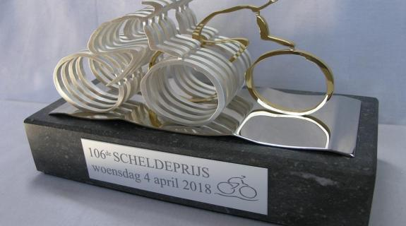 award cycling race Scheldeprijs